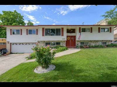 Provo Single Family Home For Sale: 1169 E 700 S