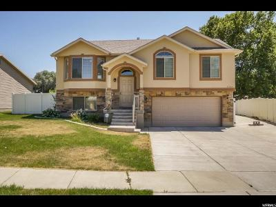 Roy Single Family Home Under Contract: 2565 W 5950 S