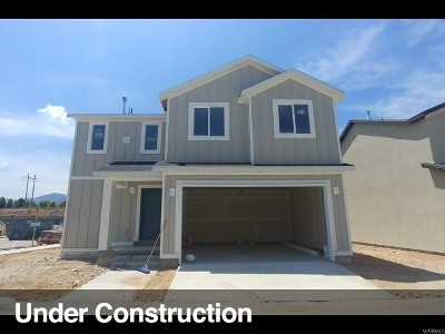 West Jordan Single Family Home Under Contract: 7884 S Artimis Ln W #76