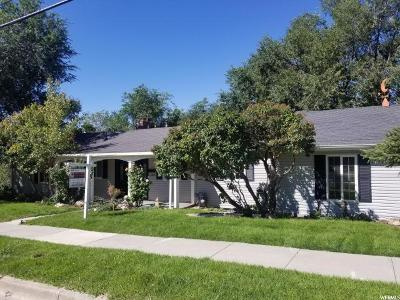 Salt Lake City Single Family Home For Sale: 1362 S 1300 E
