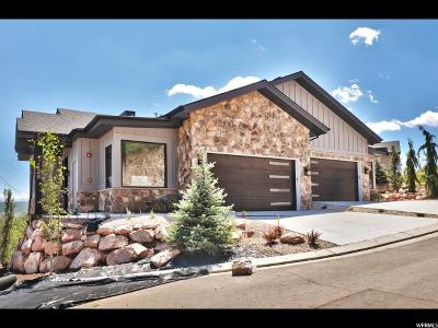 Park City Townhouse For Sale: 4348 Frost Haven Rd #18