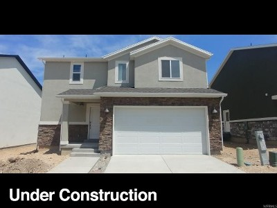 West Jordan UT Single Family Home For Sale: $303,835