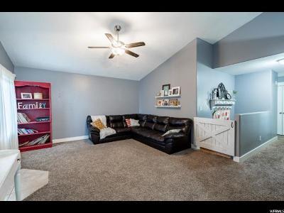 Eagle Mountain Single Family Home For Sale: 1657 E Shadow