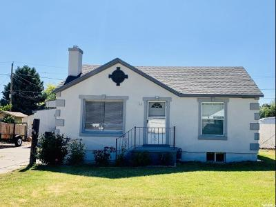 American Fork Single Family Home Under Contract: 195 N 600 E