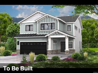 Bluffdale Single Family Home For Sale: 15242 S Park Bluff Way W #23
