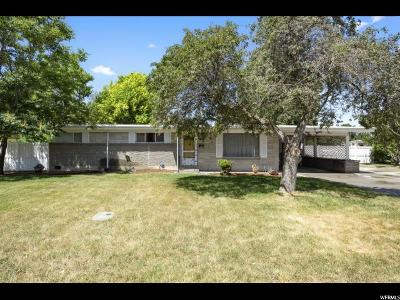 Murray Single Family Home For Sale: 5614 S 1180 E