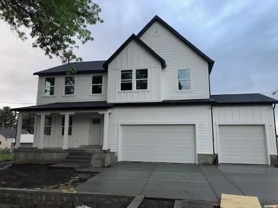 Kaysville Single Family Home Under Contract: 503 W Creekside Way N #203