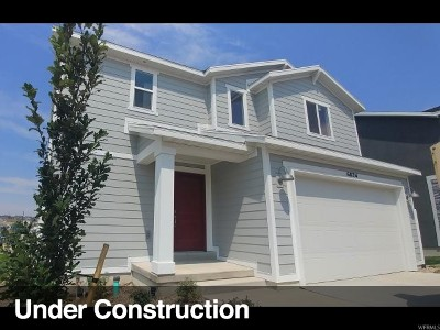 West Jordan UT Single Family Home For Sale: $307,170