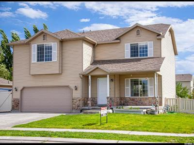 Eagle Mountain Single Family Home For Sale: 1302 E Springwater Way N