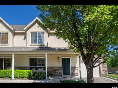 Lehi Townhouse For Sale: 326 N 1270 E