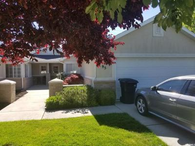 Provo Townhouse For Sale: 95 S 1530 W
