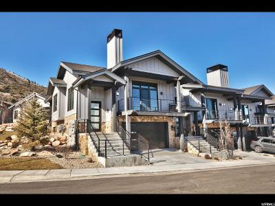 Park City Townhouse For Sale: 4301 Holly Frost Ct #13
