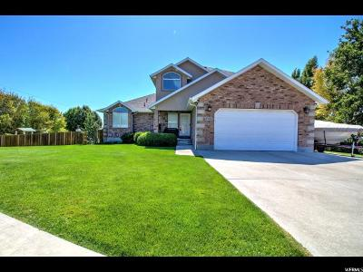 Lehi Single Family Home For Sale: 1176 E Cedar Ridge Rd