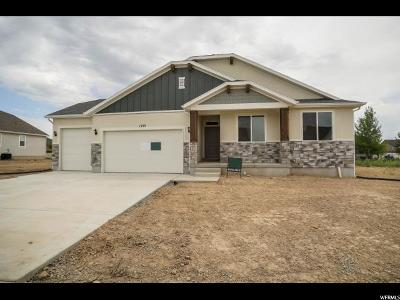 Layton Single Family Home For Sale: 1533 W 425 S