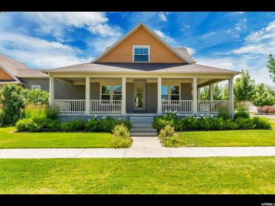 South Jordan Single Family Home For Sale: 4133 W Dardanelle Dr