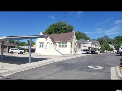 Holladay Multi Family Home For Sale: 4371 S Highland Dr