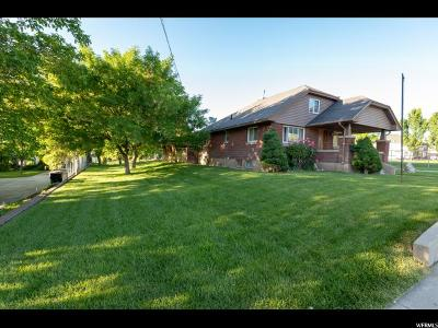 Clinton Single Family Home For Sale: 1132 W 1800 N