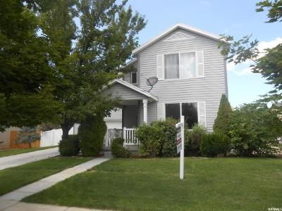 Tooele County Single Family Home For Sale: 77 E 1810 N