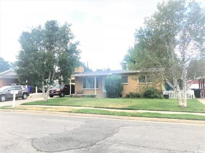 Bountiful Single Family Home Under Contract: 112 S 300 W