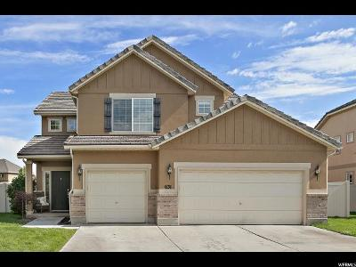 Lehi Single Family Home For Sale: 631 E 1590 S