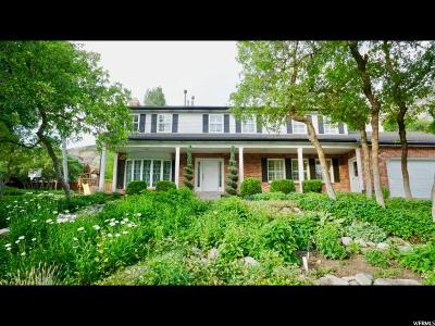Provo Single Family Home For Sale: 4058 N Quail Run