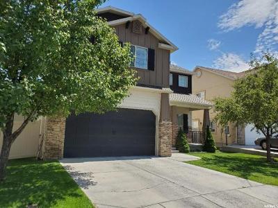Eagle Mountain Single Family Home For Sale: 7522 N Levi Ln E