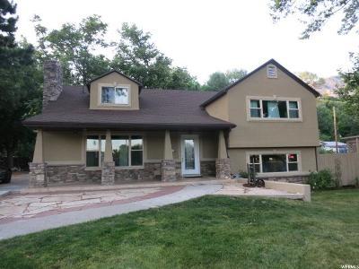 Ogden Single Family Home For Sale: 1144 E 12th St