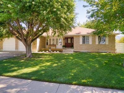 Kaysville Single Family Home For Sale: 84 N 1000 W