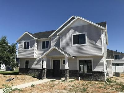 Logan Single Family Home Under Contract: 445 W 1140 N