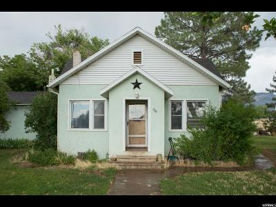 Single Family Home For Sale: 90 N Main St