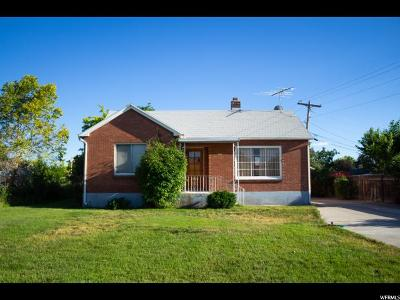 Orem Single Family Home Under Contract: 86 E 1600 S