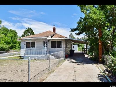 Single Family Home For Sale: 150 W 500 S