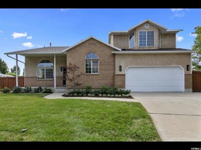 Orem Single Family Home Under Contract: 759 N 1180 E