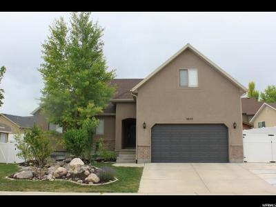 Herriman Single Family Home For Sale: 5853 Whisper Rose Dr