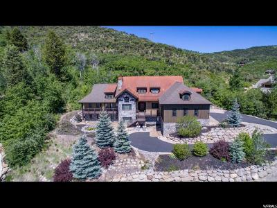 Park City Single Family Home Under Contract: 4661 McKinney Ct