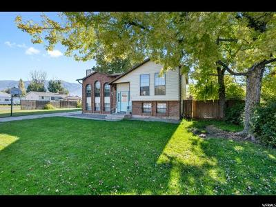 Layton Single Family Home For Sale: 14 E 950 S