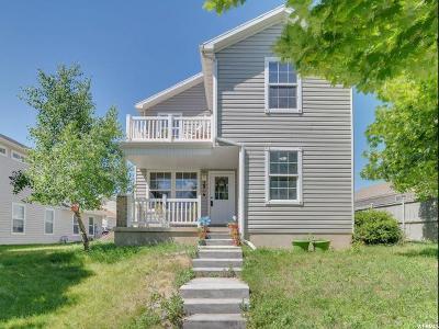 Eagle Mountain Single Family Home For Sale: 2916 E Ash Point Dr