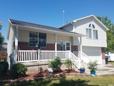 Logan UT Single Family Home For Sale: $249,900