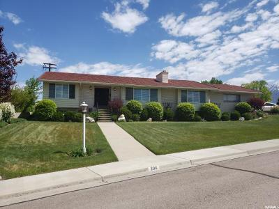 Orem, Provo Single Family Home For Sale: 230 W 1700 S