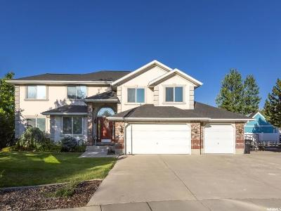West Jordan UT Single Family Home For Sale: $485,000