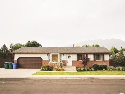 Orem Single Family Home For Sale: 977 E 250 S