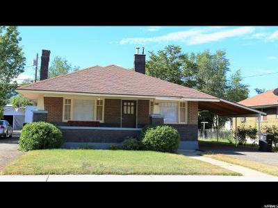 Springville Single Family Home For Sale: 248 E 300 S