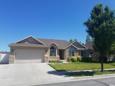 Tooele County Single Family Home For Sale: 5326 N Cambridge
