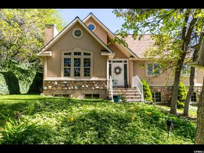 South Ogden Single Family Home For Sale: 5796 S Oakwood Dr E
