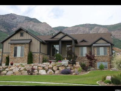 North Ogden Single Family Home For Sale: 724 E 3800 N
