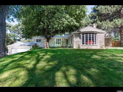 South Ogden Single Family Home For Sale: 4045 S Country Club Dr E