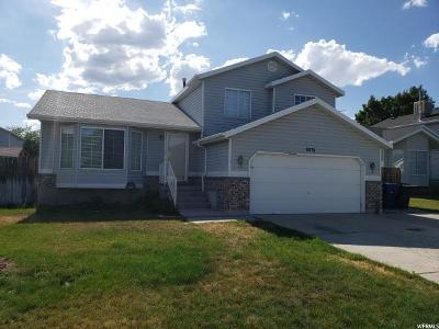 Salt Lake City Single Family Home For Sale: 6076 S 4840 W