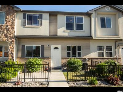 Logan Townhouse Under Contract: 505 W 1570 N #102