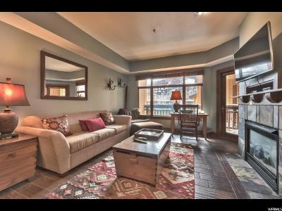 Park City Condo For Sale: 3720 Sundial Ct N #C309