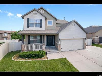 Eagle Mountain Single Family Home For Sale: 7784 Crestwood Cir